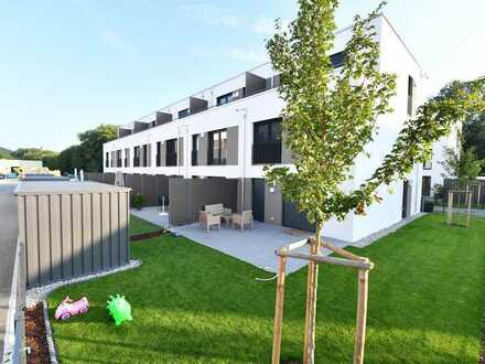 Neubau-Erstbezug 10/2020: ****3-ZKB-EG-Wohnung mit Terrasse und Garten
