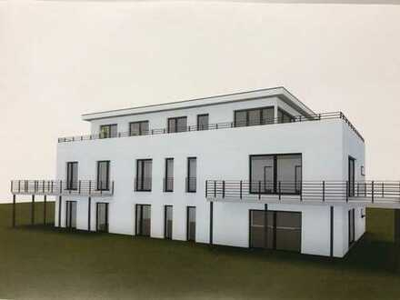 Erstbezug exklusive Penthouse-Wohnung mit Einbauküche und Balkon, 3-Zimmer- in Nikolausberg