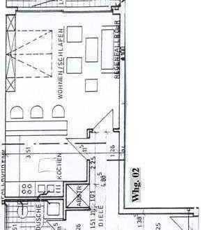 1-Zimmer Whg. Dinklage-Zentrum