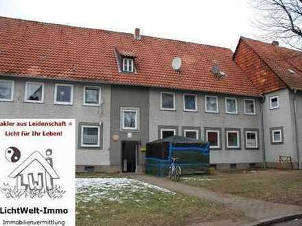 Eigentumswohnung in Salzgitter-Bad: 1,5 Zimmer, Erdgeschoss, zentrumsnah
