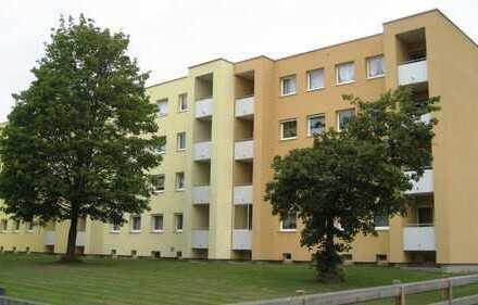 Mitterteich. 3-Zimmer-Wohnung mit Loggia im EG