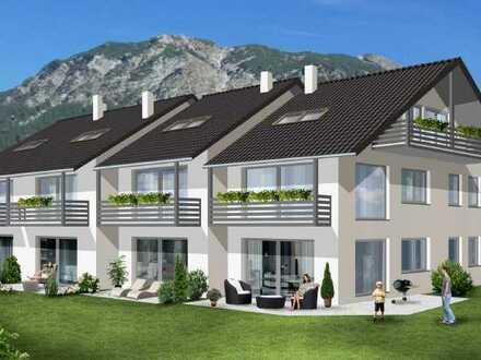 Ihr neues Zuhause - unglaublich schön! Schöner Wohnen in Oberstdorf - Reiheneckhaus