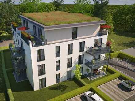 Smartes Wohnen mit Zukunftsperspektive in intelligenter 2-Zimmer-Wohnung am Naturschutzgebiet