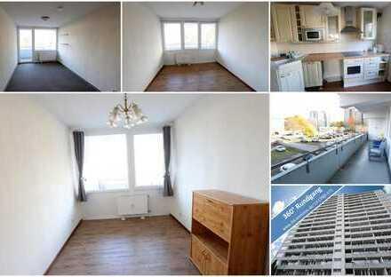 nähe Betzenberg - geräumige und gepflegte Vier-Zimmer-Wohnung mit zwei Bädern, Balkon und Stellplatz