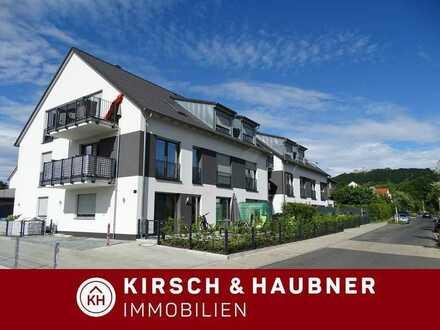 Perfektes Zuhause für die kleine Familie!  Neuwertige 3,5-Zi.-Whg. mit Terrasse + Garten,  Neu...