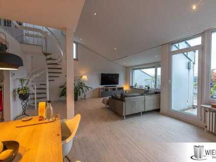 3 Zimmer Mietwohnung, Garage, Terrasse, Balkon, Einbauküche, Aussicht, Wohnung mieten in Waldshut