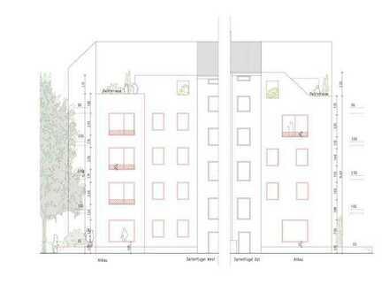 Zwei Baugrundstücke einschl. Baugenehmigung in äusserst begehrter Lage am Planufer/Landwehrkanal