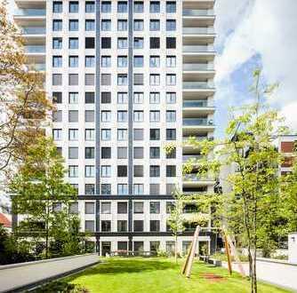 Panorama Apartment über den Dächern des Frankfurter Westend