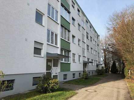 Sofort frei: 1,5-Zimmer-Wohnung in guter Stadtlage