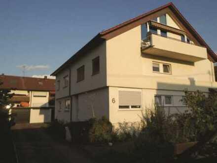 Ruhige 3 Zimmer Wohnung in Leonberg-Eltingen mit Balkon