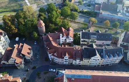 Im Zentrum von Bad Hersfeld *** Wohn- und Geschäftshaus *** 3 Wohnungen & 1 Gewerbeeinheit ***