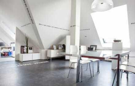 Abgeschlossene Teilfläche im LOFT mitten in München zu vermieten (ausgestattet)