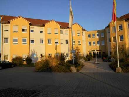 Vermietetes 2-Zimmer-Appartement im betreuten Wohnen in Stutensee-Friedrichstal.