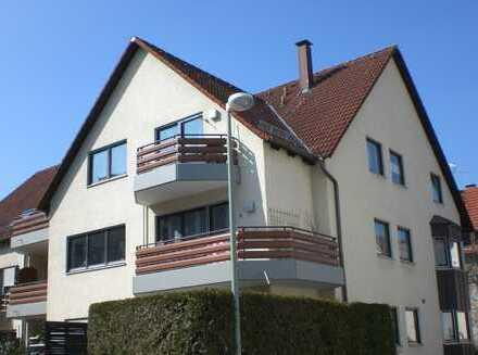 Gepflegte 2-Zimmer-Wohnung in bester Lage in Augsburg-Hochzoll