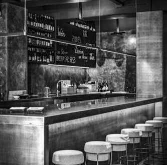 Restaurantfläche in zentraler Lage ab 2020 mit Südterrasse   Tiefgarage   Erstbezug im FOUR LIVING