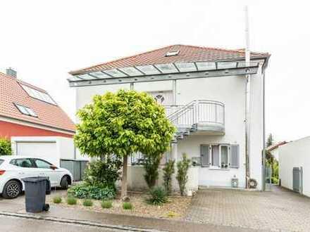 Große 3,5-Zimmer-Maisonette-Wohnung in Gaimersheim