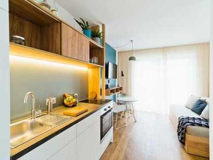 Mikro-Living - Möbliertes Apartment mit Top Rendite