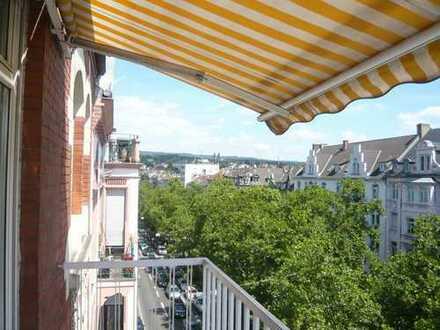 4 ZKBB-Altbauwohnung, PROVISIONSFREI, Offener Kamin, Terrasse, Balkon