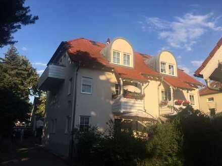 * schöne 2-Zimmer-Wohnung in beliebter Lage mit großem Balkon *
