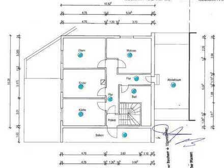 3-Zimmer-Eigentumswohnung mit großem Balkon zu verkaufen