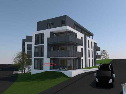 Attraktive und schicke EG Wohnung mit herrlicher Terrasse