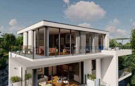 Penthouse mit sensationellem Blick ins Tal- RESERVIERT