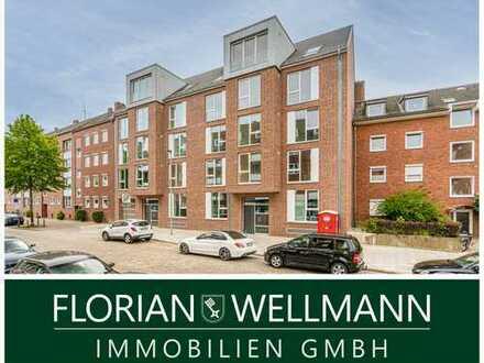 Bremen - Stephaniviertel | 2-Zimmer-Erdgeschosswohnung mit Terrasse - Neubau in Citylage