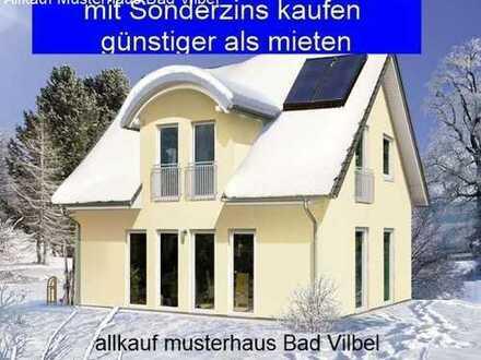 KFW 55 Zahlen Sie keine Miete mehr: Traumhaus mit Bodenplatte oder Keller (Hanglage)