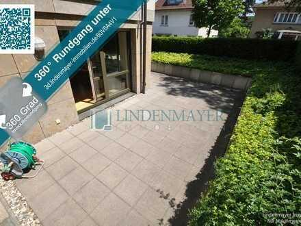 Halbhöhenlage von Stuttgart! Modernes Apartment mit Terrasse Stuttgart-Gänsheide