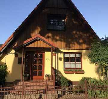 Gepflegtes Einfamilienhaus mit mediterranem Flair in zentraler, grüner Lage in Lübeck