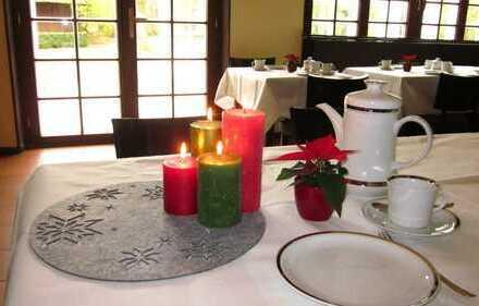 Tagescafe & Catering mit wunderschönen Garten sucht neuen Pächter