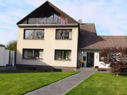 100m²-Wohnung mit Garten