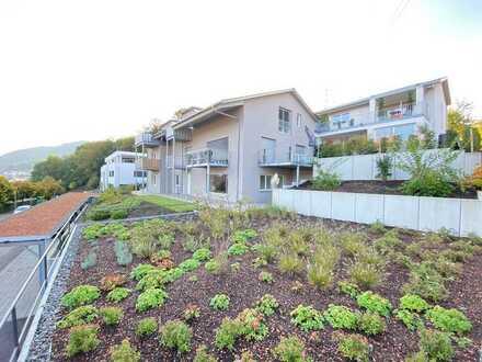 Herrlich gelegene exklusive 3-Zimmer-Wohnung mit großer Terrasse in Haslach im Kinzigtal