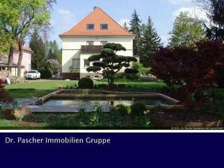 Leben und Arbeiten in einer großzügigen Villa in Pegau