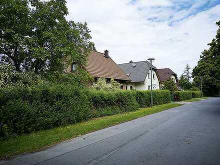 Großzügig geschnittenes, unbebautes Grundstück in ruhiger Lage in Berlin-Falkenberg