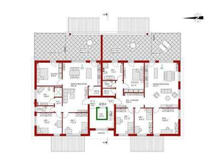 Großzügige Penthouse-Wohnung - Erstzbezug