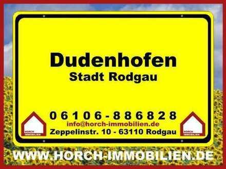 (((SINGLETRAUM))) 1-Zi. Whg., Rodgau(Dudenhofen)