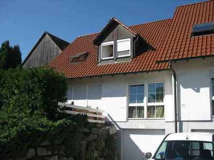 Schönes Zuhause, DHH 125qm Wfl. + UG/Garage, OG auch als sep. Wo. nutzbar, Nähe Golfplatz
