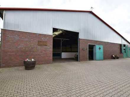 Lagerhalle in Fladderlohhausen zu vermieten