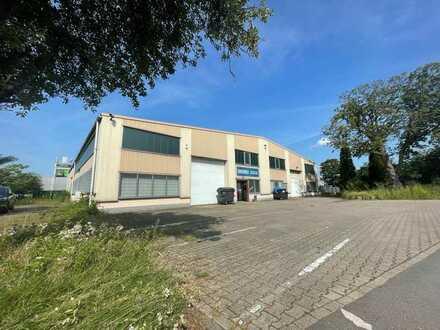 Moderne Hallenflächen in Gelsenkirchen | anliegende Büroflächen | sehr gute Anbindung