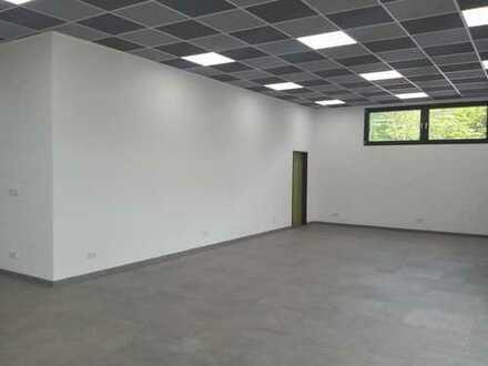 Attraktive Bürofläche, 105 qm, mit Schaufenster u. großer Stellfläche sofort zu vermieten in Rastatt