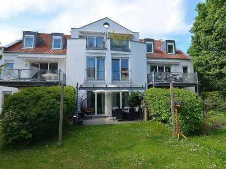 Maisonettewohnung in attraktiver Lage mit Garten!
