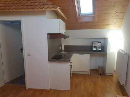 Gepflegte 1-Zimmer-Wohnung mit EBK in Buchloe