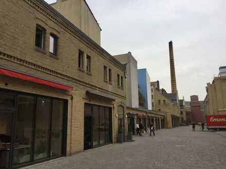 Neues Büroloft in Moabit für Startups in altem Gebäude (denkmalgeschützt)