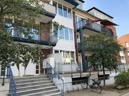 3-Zimmer Maisonette-Wohnung mit toller Galerie und großem Balkon!