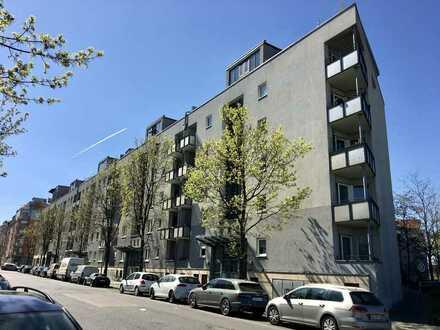 1-Zimmer-Wohnung mit Balkon und Aufzug in Dresden-Cotta