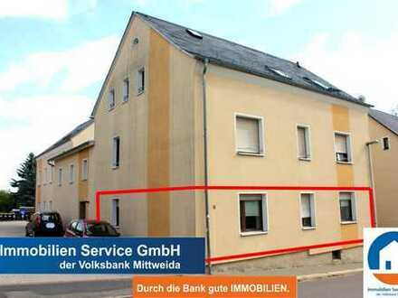 Großzügig geschnittene und helle 3-Zimmer-Wohnung in Geringswalde