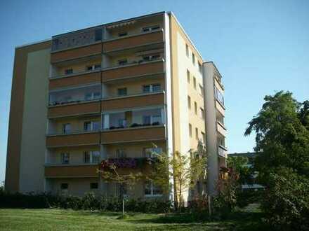 Frisch renovierte 1-Raum-Wohnung in Würfelhaus
