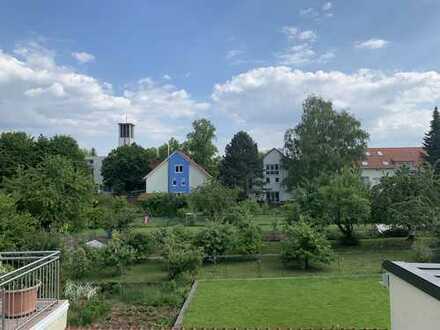 HD-Wieblingen: modernisiertes 5,5 ZKB RH. mit kleinem Garten, Balkon u. EBK. in ruhiger Lage