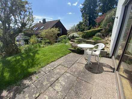 Single Wohnung mit Terrasse